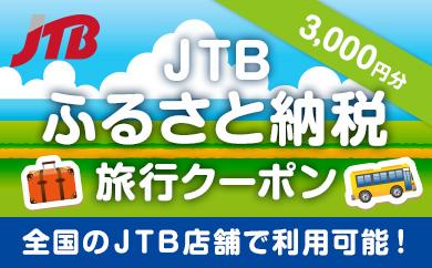 【高島市、マキノ、近江今津等】JTBふるさと納税旅行クーポン(3,000円分)