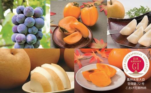 Y001 八頭のフルーツプレミアムコース