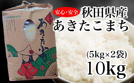 秋田県産あきたこまち(5kg×2)
