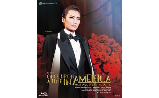 雪組公演ブルーレイ『ONCE UPON A TIME IN AMERICA』TCAB-120