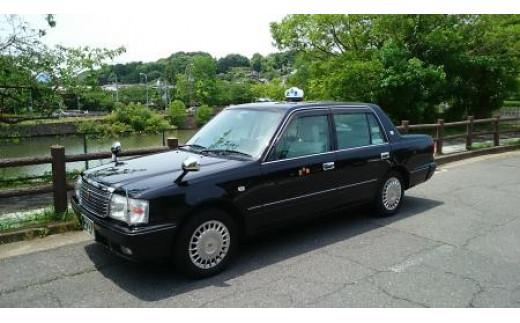 貸切観光タクシー3時間 奈良公園プラン(中型車)