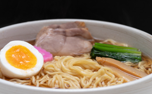 【5か月連続発送】北海道のソウルフードをサムライ士別から!士別生ラーメン12食入【6袋(125g×2食)スープ付】