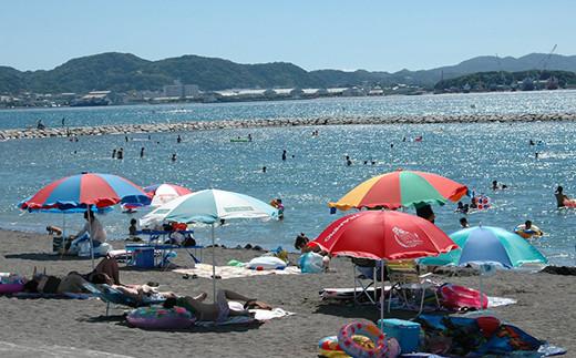 館山の見どころ:北条海岸