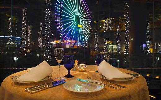 【共通:B-1】横浜ベイホテル東急オールデイダイニング「カフェトスカ」ディナーブッフェ ペアお食事券