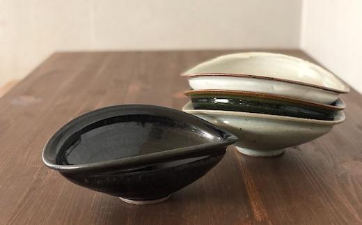 【瀬戸窯元 翠窯 1】翠窯の人気商品 カレー皿4色セット
