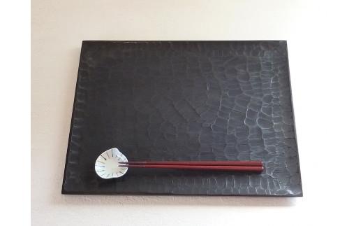 香川漆器「卓上膳」(象谷塗)