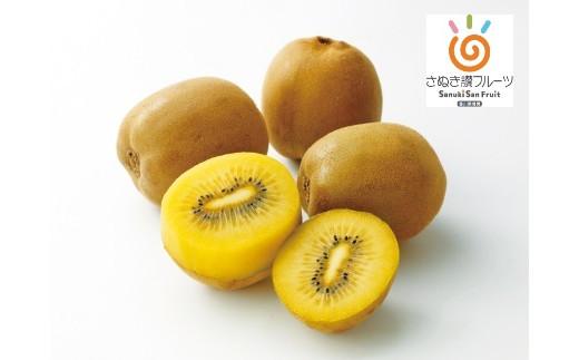 「高級フルーツ」さぬきゴールドキウイ 約2.5kg(11月発送)
