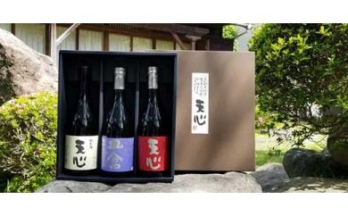 MZ02-14 溝上酒造 日本酒セット①(720ml×3本)