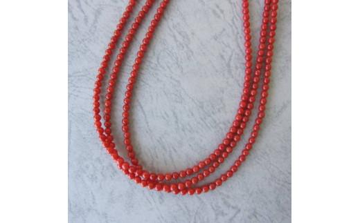 珊瑚職人館の珊瑚ネックレス12