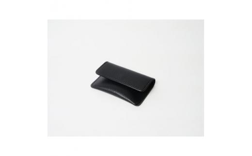 WILDSWANS(ワイルドスワンズ)カードケースMK-01 黒【1201038】