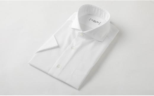 半袖 カッタウエイ 白 HITOYOSHI シャツ LLサイズ