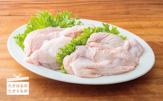 特産品番号393 宮崎県産鶏 もも・むね3kgセット