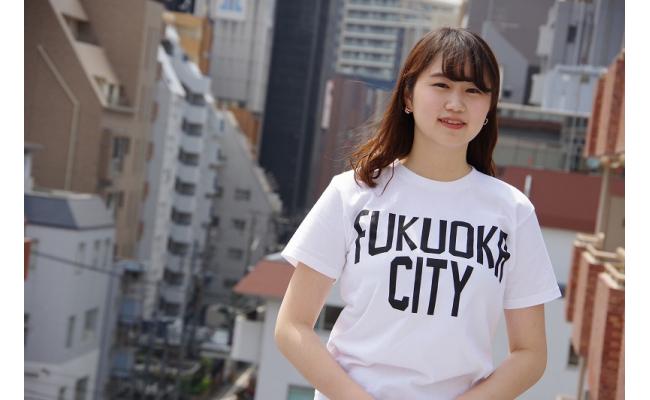 福岡シティTシャツ