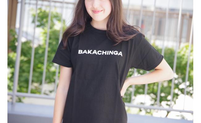 BAKACHINGA Tシャツ