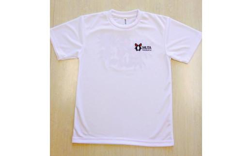 大蛇山Tシャツ【後】白