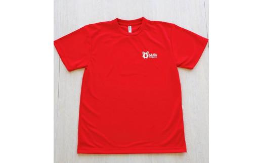 大蛇山Tシャツ【前】赤