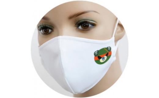 布マスク(ダークみきゃん)※イメージ 実際の品物とは異なる場合があります。【画像提供:サヨリ商店街株式会社】
