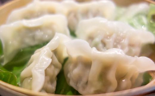 葉にんにくの香りと味をより繊細に味わい方は、水餃子もしくは蒸し餃子で是非お召し上がり下さい。