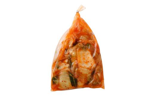 熊本県産 元気 キムチ 200g×10袋 手作り 冷蔵