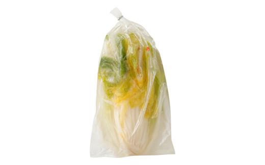 熊本県産 白菜漬け 200g×10袋 手作り 冷蔵