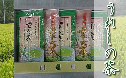 b-164うれしの茶(嬉野茶)特選・孔子セット