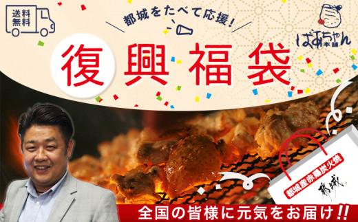 AC-1505_【逆境に負けるな!復興福袋】都城産職人手焼き赤鶏炭火焼3.5kg