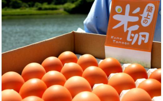 10-09 築上の米卵(50個)