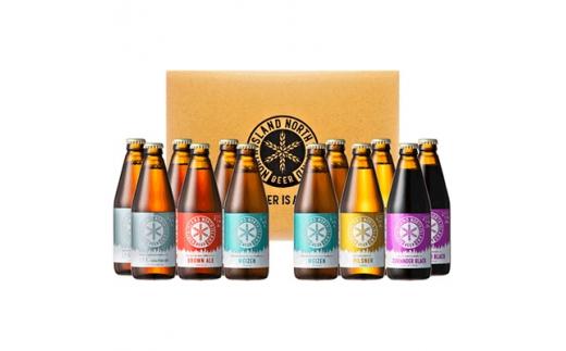 ノースアイランドビール5種12本セット【1102035】