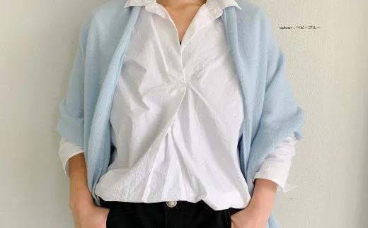 【UTOカシミヤ】カシミヤ100% 天使のストール レギュラーサイズ