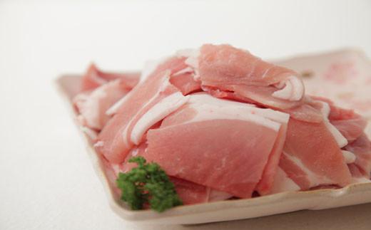 小林市産 豚切り落としセット<2.4kg:サンキョーミート> SSB02