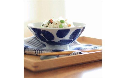 souzyu-en modern ご飯茶碗夫婦セット  川