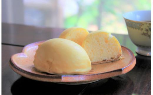 08-01 鹿の子「レモンケーキ」(15個)