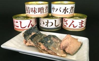 栄養満点!人気のお魚缶詰セット