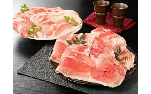 K16_0004 <宮崎県産豚切落し3kg(500g×6パック)>