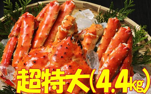 150-17 こだわりの紋別産 浜茹でタラバガニ(超特大)
