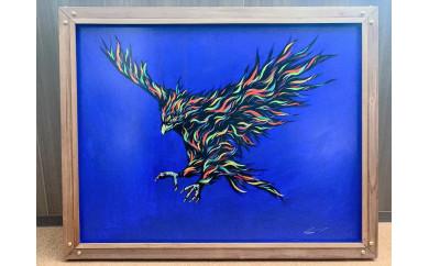 【限定1品】故郷から届くアートのお便り「火の鳥」