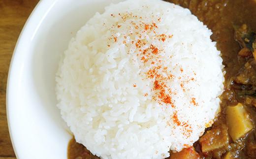インド系の高級香り米とコシヒカリのいいとこ取り