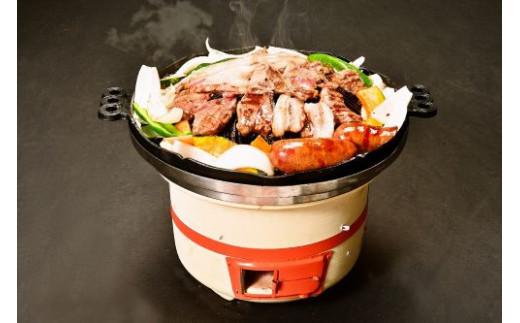 20HH01 北海道産ジンギスカンセット【純血サフォーク種】