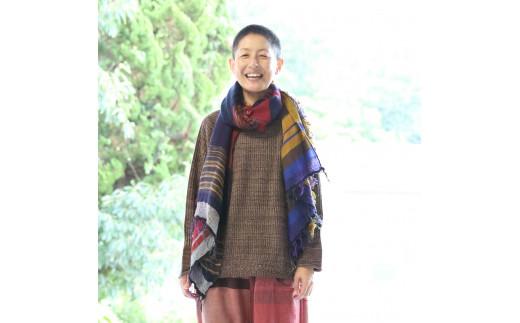 74-6【tamaki niime・イッテンモノ】PO knit グゥドゥ ~ついつい着てしまうニットとは?~