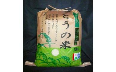 山形県産はえぬき 精米10kg 特別栽培米