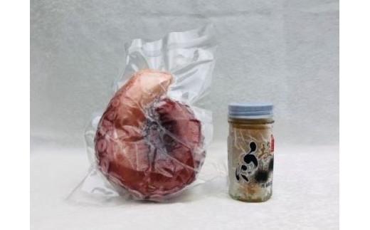 【冷凍】塩うに・ボイルたこセット