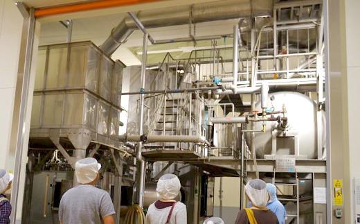 製造の管理体制として、地域版のHACCP((一社)岩手県食品衛生協会)を取得し食品の衛生管理を徹底しています