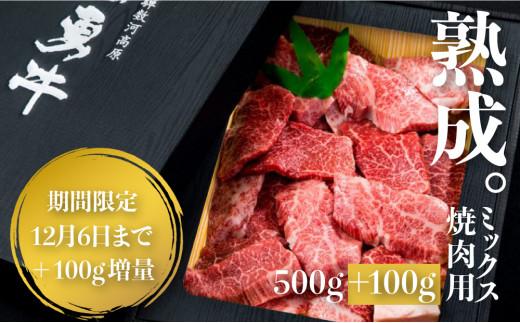 「山勇牛」焼肉用 切り落とし 500g+期間限定100g増量中 牛肉 和牛 飛騨牛 肉