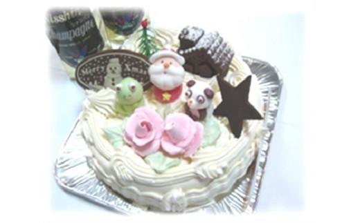 0005-2035 【季節限定品】昔ながらのクリスマスバターケーキ