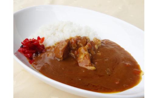 焼豚屋のカレー(2食)