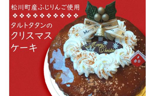 C20-158 タルトタタンのクリスマスケーキ【期間限定商品】