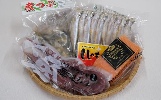 [№5723-0482]栄三郎商店海産物セット