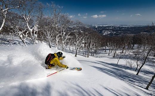 GETO夏油高原スキー場 1日大人リフト前売券10枚+温泉入浴券10枚 セット