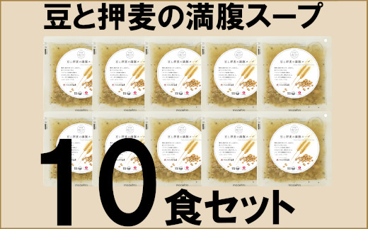 【限定100セット】八木澤商店の腸活スープ(10食)セット