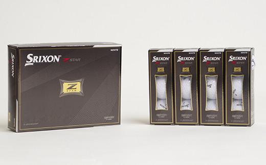 115P7809【はちくんゴルフボール】スリクソン Z-STAR 2021年モデル